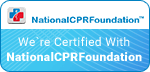 CPR certification badge